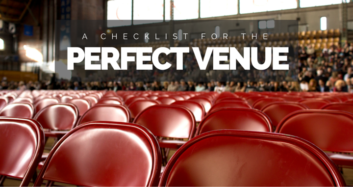 A Checklist for the Perfect Venue