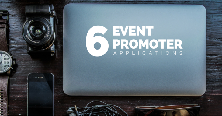 6 Apps Every Event Promoter Needs