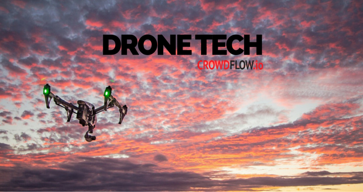 Drone Tech: Your New Event Photographer