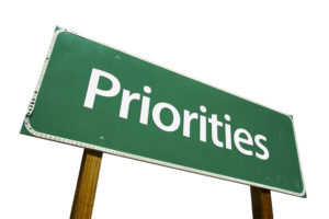 Are You Losing Money at the Negotiating Table - priorities