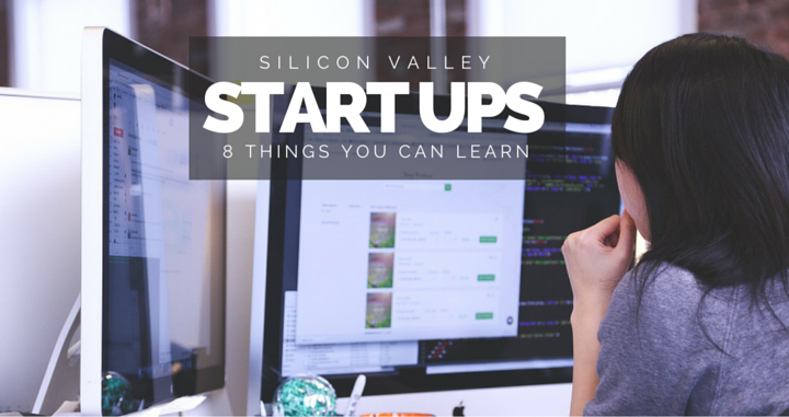 8 Things Event Managers Can Learn From Silicon Valley Startups